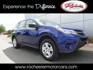 2015 Toyota RAV4 LE AWD Backup Camera Bluetooth Rochester MN