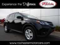 2014 Toyota RAV4 LE AWD Bluetooth Backup Camera Rochester MN