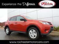 2014 Toyota RAV4 LE Bluetooth Backup Camera Rochester MN