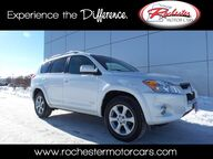 2012 Toyota RAV4 Limited 4WD Bluetooth Backup Cam Sunroof Heated Seats Rochester MN