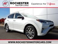2017 Toyota RAV4 Nav Bluetooth Backup Cam Sunroof Heated Seats Rochester MN