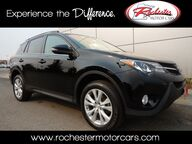 2014 Toyota RAV4 Limited AWD Navigation Backup Camera Sunroof Bluetooth USB Rochester MN