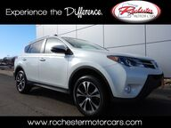 2015 Toyota RAV4 Limited AWD Navigation Backup Camera Bluetooth Sunroof USB Rochester MN