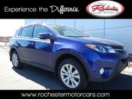 2015 Toyota RAV4 Limited AWD Nav Bluetooth Backup Cam Sunroof Heated Seats Rochester MN