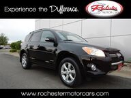 2012 Toyota RAV4 Limited 4WD Navigation Backup Cam Bluetooth USB AUX Rochester MN