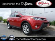 2013 Toyota RAV4 XLE AWD Backup Cam Sunroof Bluetooth USB AUX Rochester MN