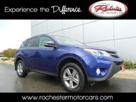 2015 Toyota RAV4 XLE Back Up Camera Moonroof USB Rochester MN