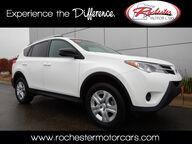2013 Toyota RAV4 LE USB Bluetooth Backup Camera Rochester MN