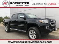 2017 Toyota Tacoma Limited V6 Nav Bluetooth Backup Cam Sunroof Rochester MN