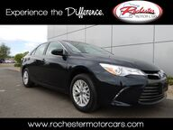 2016 Toyota Camry LE Backup Camera Bluetooth USB AUX Rochester MN