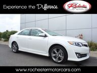 2014 Toyota Camry SE Sport Sunroof Backup Camera Bluetooth Rochester MN