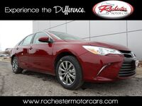 Toyota Camry XLE Bluetooth Backup Cam Heated Seats USB AUX 2017