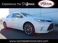 2017 Toyota Avalon XLE Plus Bluetooth Backup Cam Sunroof Heated Seats Rochester MN