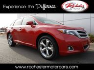 2015 Toyota Venza Limited AWD Leather Nav Sunroof Rochester MN