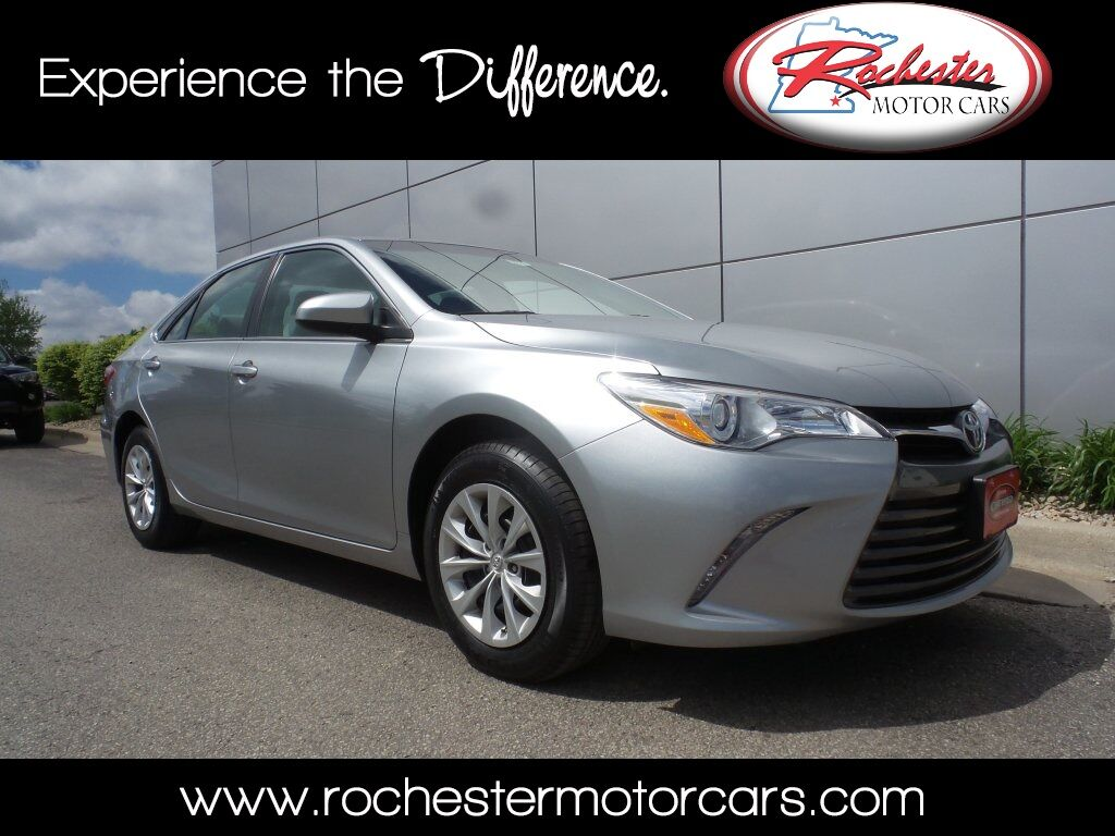 2015 Toyota Camry Le Fwd Backup Camera Bluetooth Usb Aux