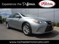 2015 Toyota Camry LE FWD Backup Camera Bluetooth USB AUX Rochester MN