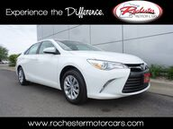 2015 Toyota Camry LE FWD Backup Cam Bluetooth USB AUX Rochester MN