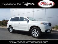 2013 Toyota Highlander AWD Bluetooth 3rd Row Rochester MN
