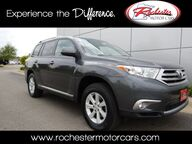 2013 Toyota Highlander Base Plus V6 AWD Backup Cam Bluetooth USB AUX Rochester MN