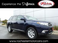 2013 Toyota Highlander AWD Backup Camera Bluetooth Rochester MN