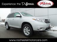 2012 Toyota Highlander SE AWD Bluetooth Backup Cam Sunroof Heated Seats Rochester MN