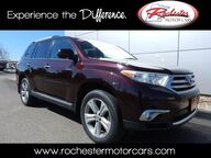 2012 Toyota Highlander Limited AWD Leather Sunroof Backup Camera Bluetooth Rochester MN