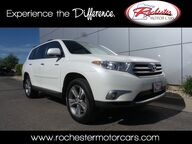 2011 Toyota Highlander Limited 4WD Backup Cam Sunroof Bluetooth USB Rochester MN