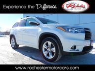 2015 Toyota Highlander Limited AWD Nav Bluetooth Backup Cam Sunroof Heated Seats Rochester MN