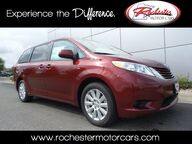 2017 Toyota Sienna LE 7 Passenger Bluetooth Backup Camera Rochester MN