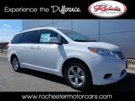 2017 Toyota Sienna LE 8 Passenger Bluetooth Backup Cam USB AUX Rochester MN