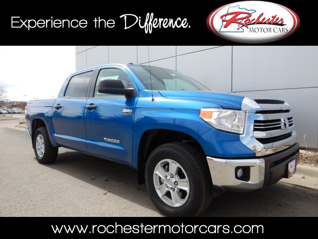 2017 toyota tundra sr5 crewmax bluetooth backup cam usb aux se rochester mn 16483573. Black Bedroom Furniture Sets. Home Design Ideas