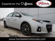 2014 Toyota Corolla S Plus FWD Bluetooth Backup Cam Heated Seats USB AUX Rochester MN