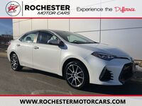 Toyota Corolla 50th Anniversary Special Edition Bluetooth Backup Cam 2017