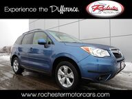 2016 Subaru Forester 2.5i Limited PZEV Bluetooth Backup Cam Sunroof Heated Seats AUX Rochester MN