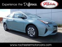 Toyota Prius Four Nav Bluetooth Backup Cam Sunroof Heated Seats 2017