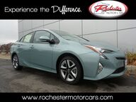 2017 Toyota Prius Four Touring Nav Bluetooth Backup Cam Heated Seats Rochester MN