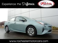 2017 Toyota Prius Four Nav Bluetooth Backup Cam Sunroof Heated Seats Rochester MN