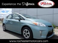 2014 Toyota Prius Three Solar Roof w/Sunroof Navigation Backup Camera Blue Rochester MN