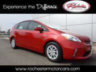 2013 Toyota Prius v Two  Backup Camera Bluetooth USB AUX Rochester MN