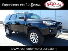 2016 Toyota 4Runner Trail 4WD Navigation Backup Camera Bluetooth Rochester MN