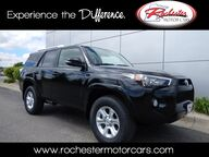 2017 Toyota 4Runner SR5 Premium Nav Bluetooth Backup Cam Sunroof Heated Seats Rochester MN