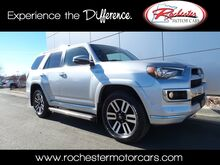 2014 Toyota 4Runner Limited 4WD Nav Bluetooth Sunroof Heated Seats USB AUX Rochester MN