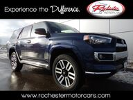 2016 Toyota 4Runner Limited Nav Bluetooth Backup Cam Sunroof Heated Seats Rochester MN