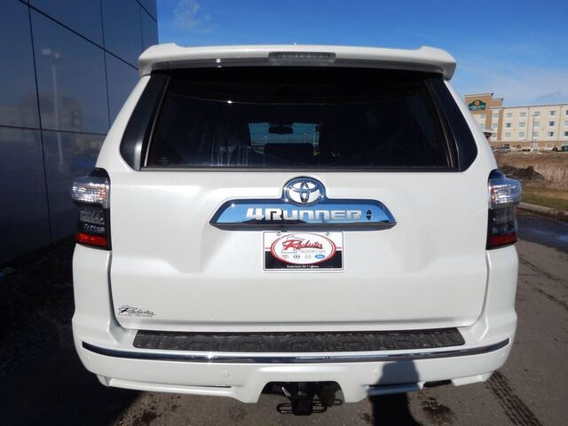 2017 Toyota 4Runner Limited Nav Bluetooth Backup Cam Sunroof Heated Seats Rochester MN