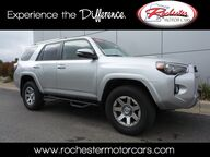 2016 Toyota 4Runner Trail Premium 4WD Nav Leather Sunroof Backup Cam Bluetooth Rochester MN