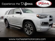 2014 Toyota 4Runner Limited 4WD Navigation Sunroof Bluetooth Backup Cam USB AU Rochester MN