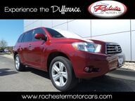 2008 Toyota Highlander Limited AWD Backup Cam Bluetooth Sunroof JBL Audio AUX Rochester MN
