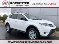 2014 Toyota RAV4 LE AWD Bluetooth Back Up Camera Rochester MN
