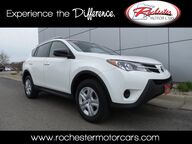 2013 Toyota RAV4 LE AWD Backup Camera Bluetooth USB AUX Rochester MN