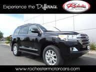 2016 Toyota Land Cruiser Nav Bluetooth Backup Cam Sunroof Heated Seats Rochester MN
